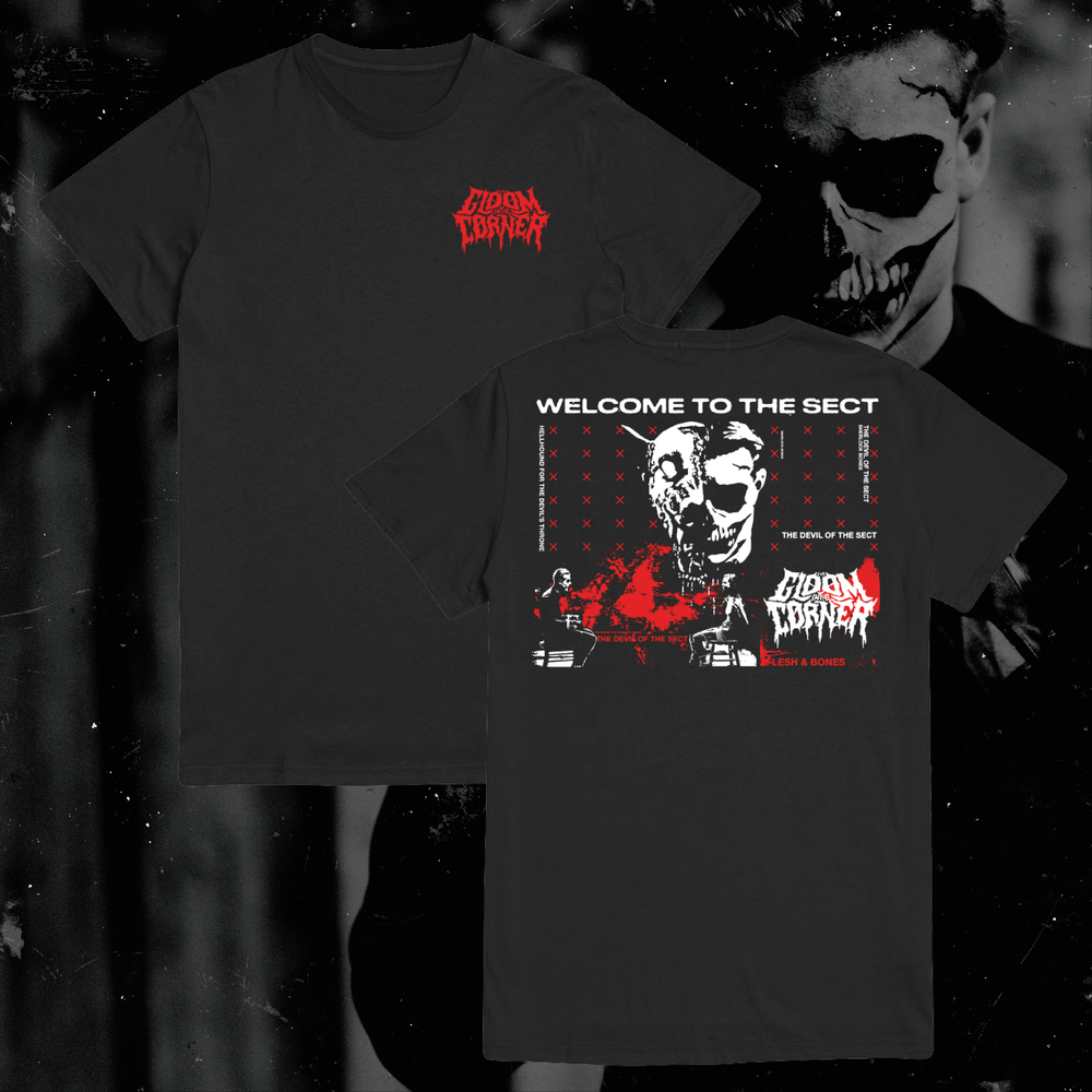 """Image of """"Welcome To The Sect"""" T-Shirt"""