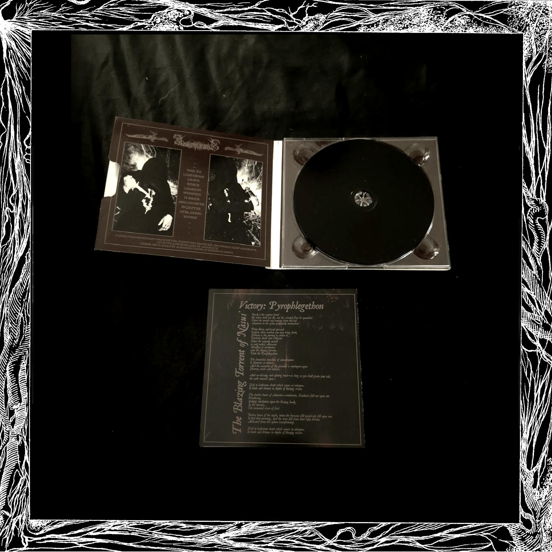Image of Argonavis | Passing The Igneous Maw | Digipak Black CD