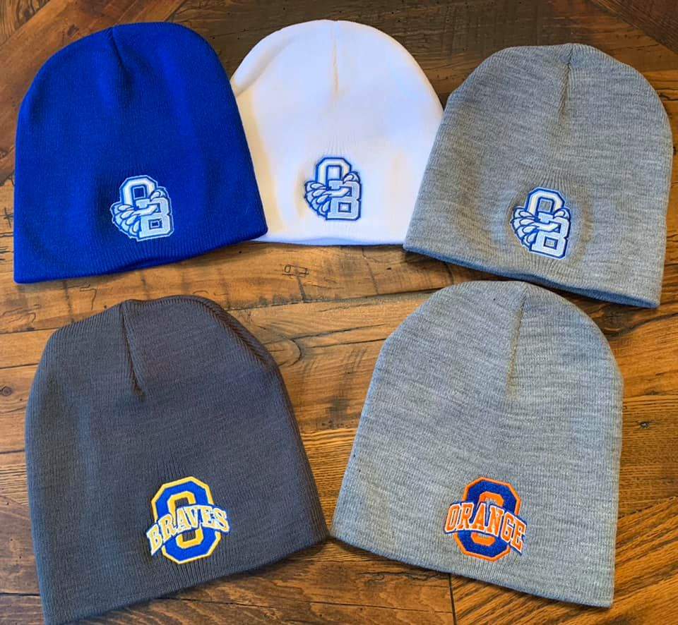Image of Olentangy Embroidered Beanies