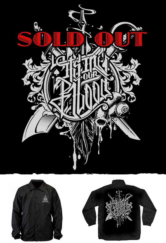 Image of It's In Our Blood / Jacket