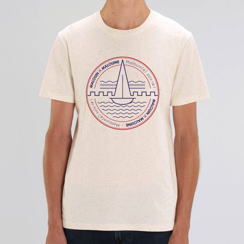Image of T-SHIRT homme INTRA-MUROS