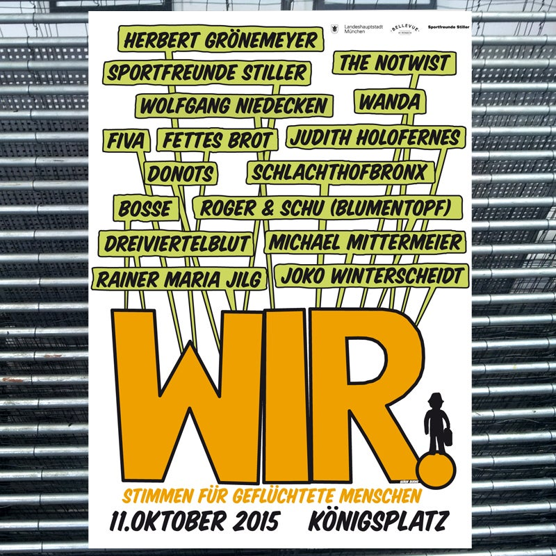 Image of WIR FESTIVAL 2015