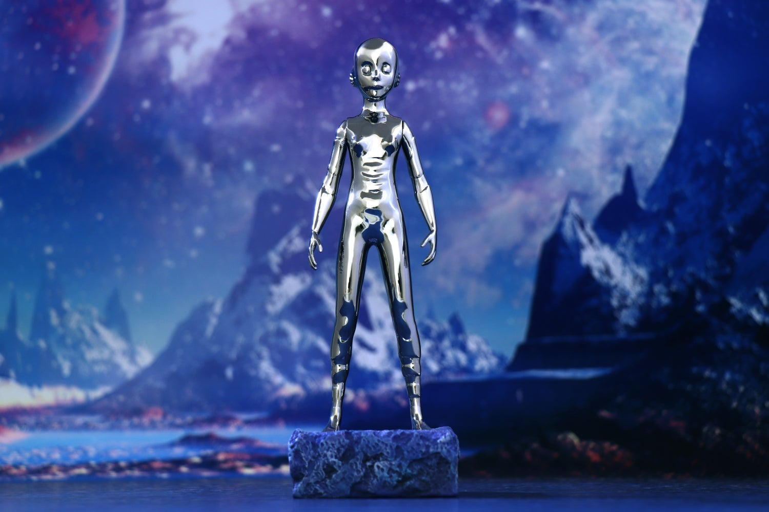 Image of STAINLESS STEEL TIVA (NUMBERED LIMITED RELEASE)