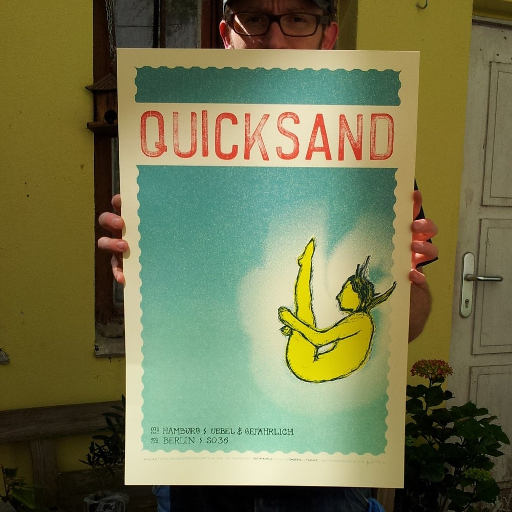 Image of QUICKSAND (Germany 2014)