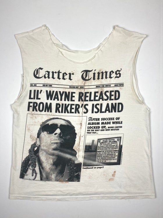 "Image of Lil Wayne Cutoff ""Alessandro's Archive"""