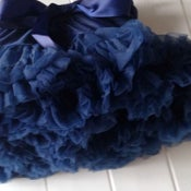 Image of Navy Tutu Skirt