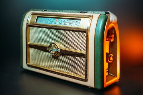 Image of DUCRETET THOMSON TR854 (1957) RADIO D'EPOCA BLUETOOTH