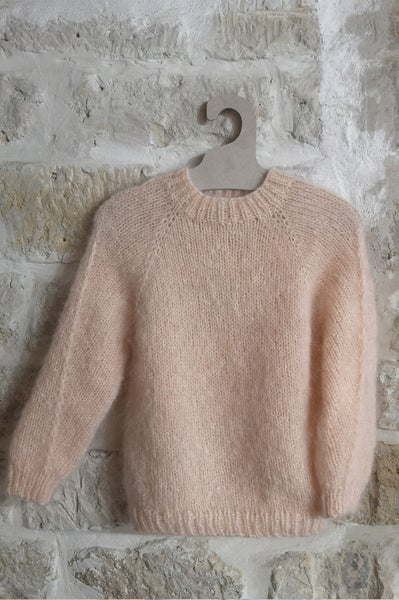 Image of -- PATRON/PATTERN : PONDEROSA SWEATER --