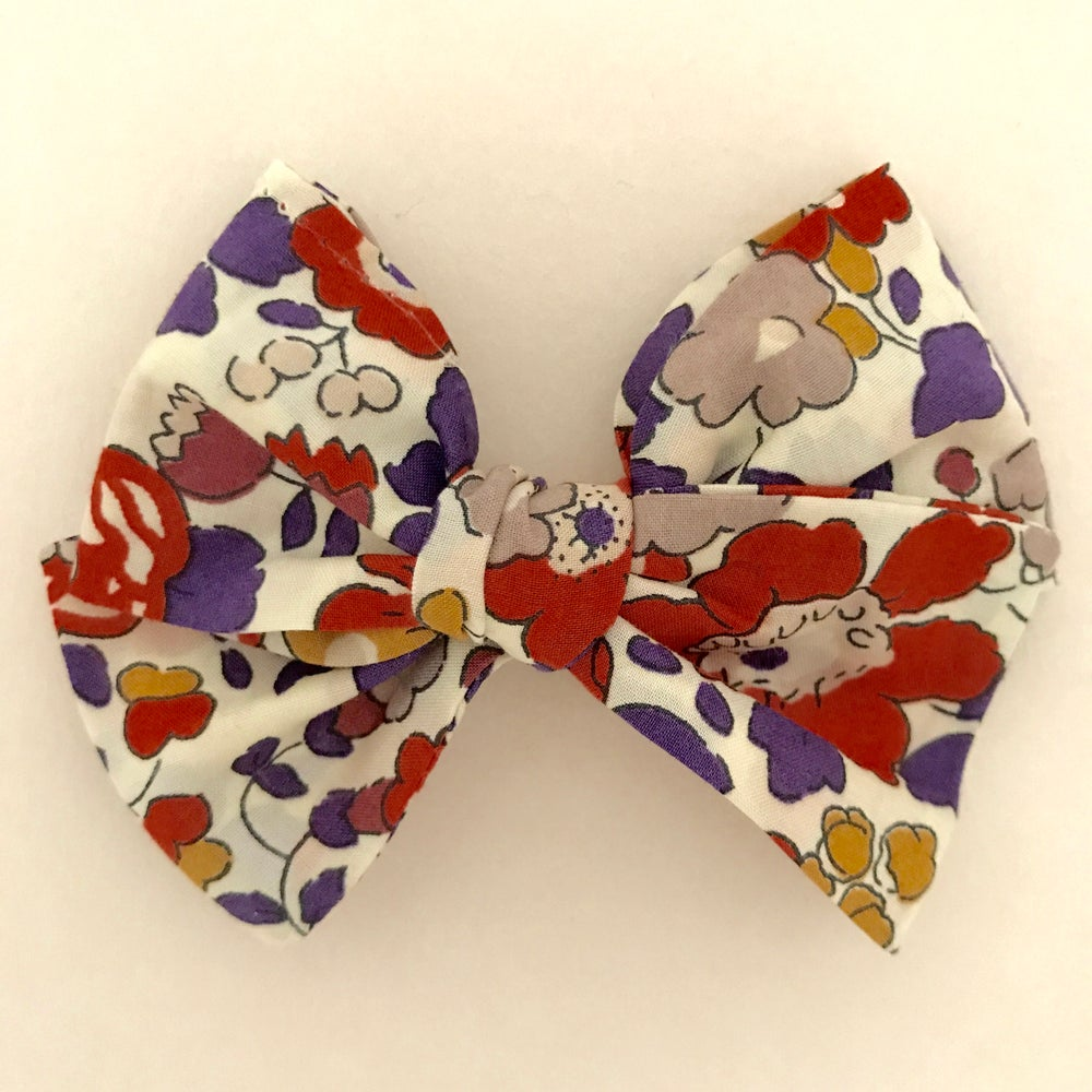 Image of Barrette Liberty Betsy rouille