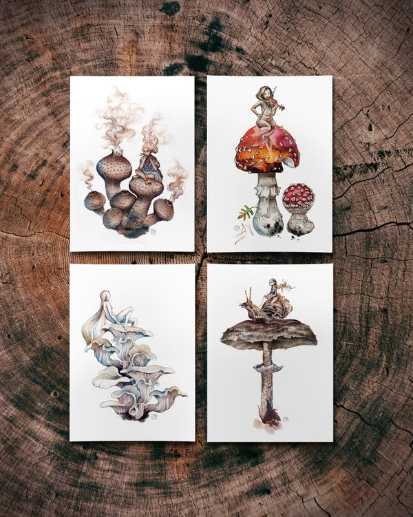 Image of FAERY PRINT Mini Collection