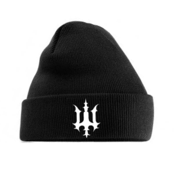 Image of Bookey Records Beanie - Black (PREORDER)