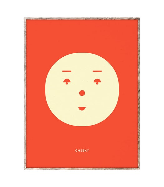 Image of Mado Cheeky print 30x40 cm
