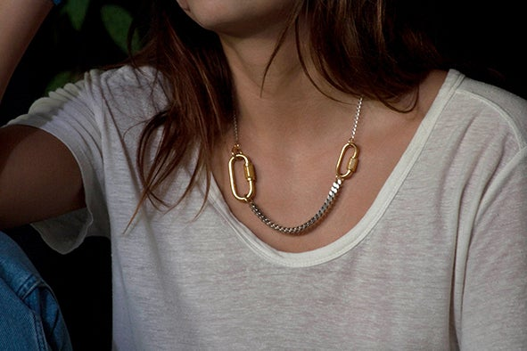 CAUGHT AND BOUND - A PLAY ON INTERLOCKING