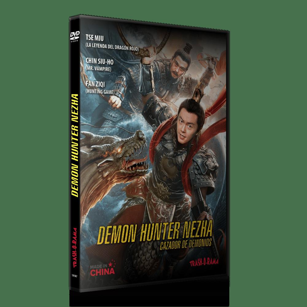 Image of DEMON HUNTER NEZHA