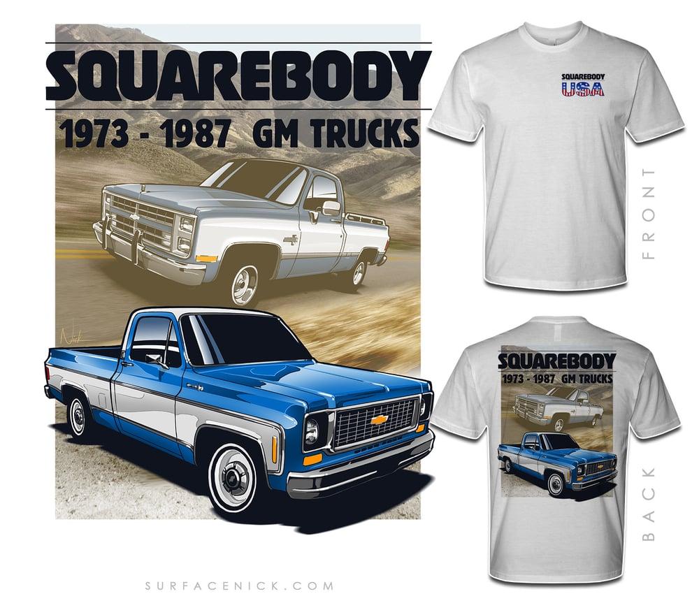 Image of 73 - 87 Poster Shirt