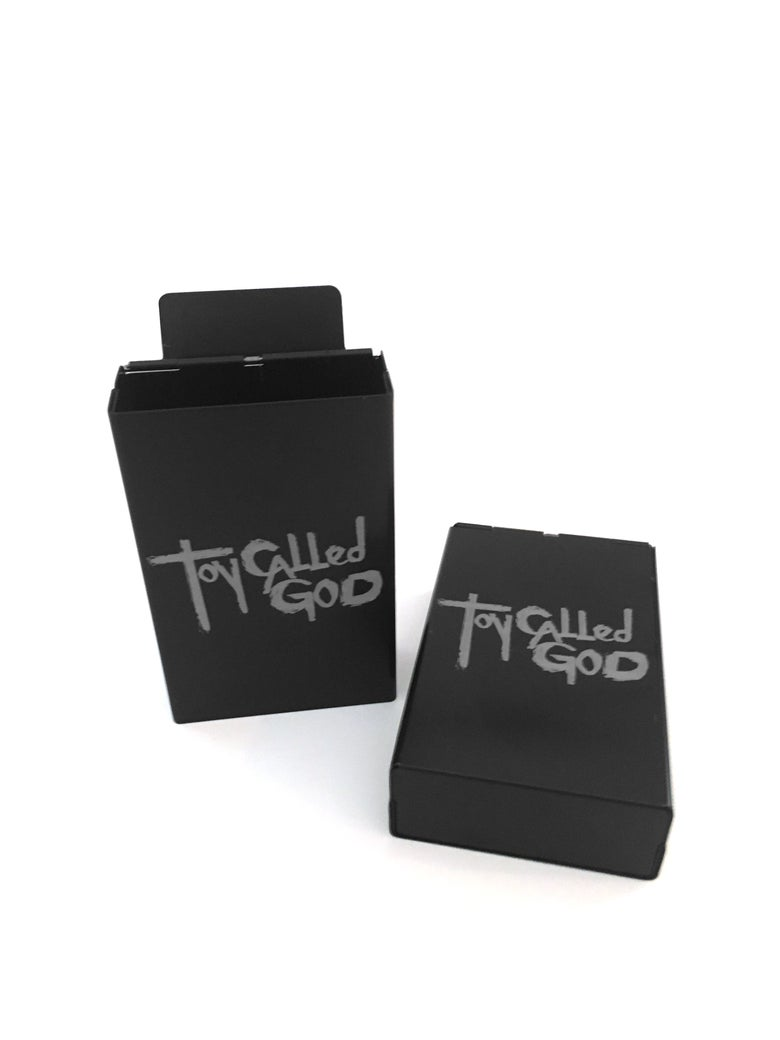 Image of TCG Cigarette Box