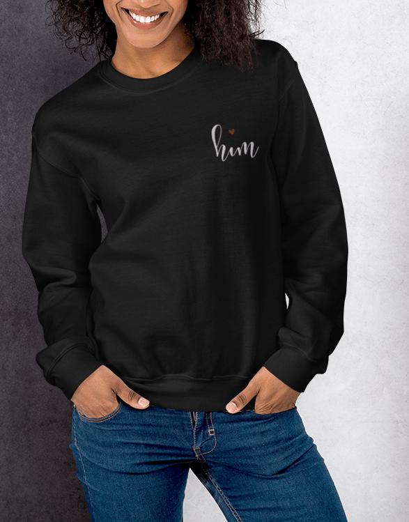 Image of Him Sweatshirt