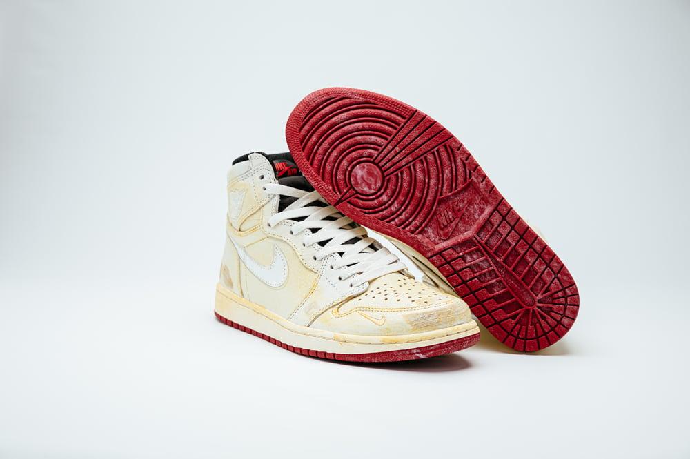 Image of Air Jordan 1 Retro - OG Nigel Sylvester