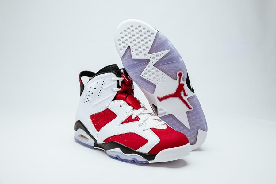 Image of Air Jordan 6 Retro - Carmine