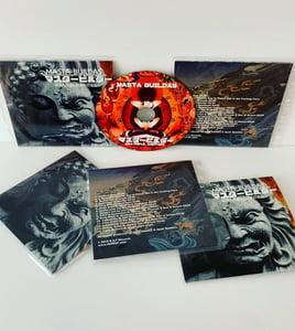 "Image of Masta Buildas - Wrathful Deities ""Limited Edition Compact Disc."""