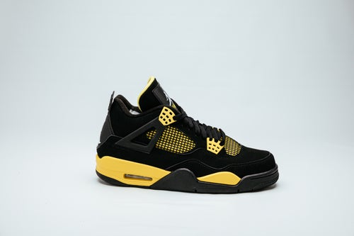 Image of Air Jordan 4 Retro - Thunder