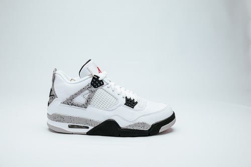Image of Air Jordan 4 Retro - OG Cement