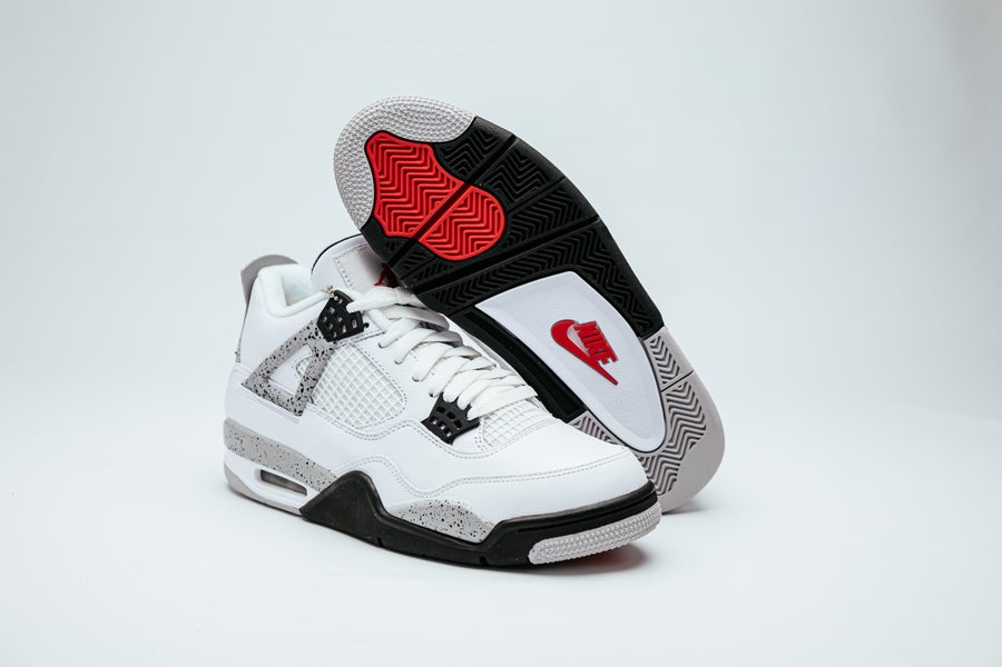 Image of Air Jordan 4 Retro - OG Cement