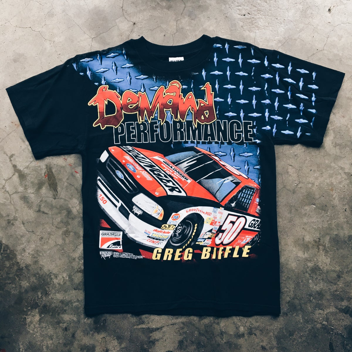 Image of Original 1999 Greg Biffle Racing Tee.