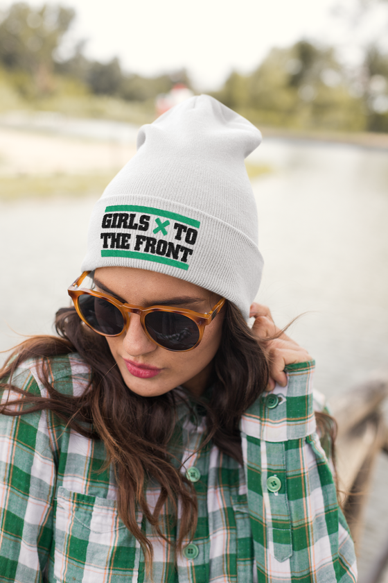 Image of Girl to the Front (Gorro)