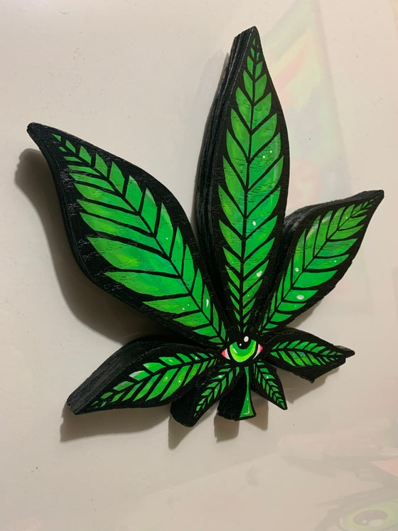 Image of Cannabis cut out