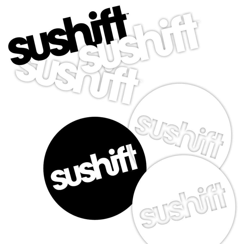 Image of Die-Cut Stickers
