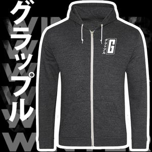 Image of Grapple Team Zip Hoodie *LIMITED EDITION*