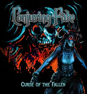 Image of Conjuring Fate - Curse Of The Fallen CD