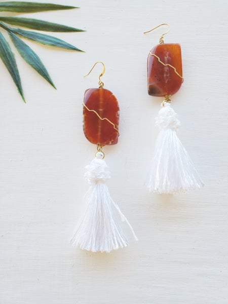 Image of Spirit Guides- Fire Agate