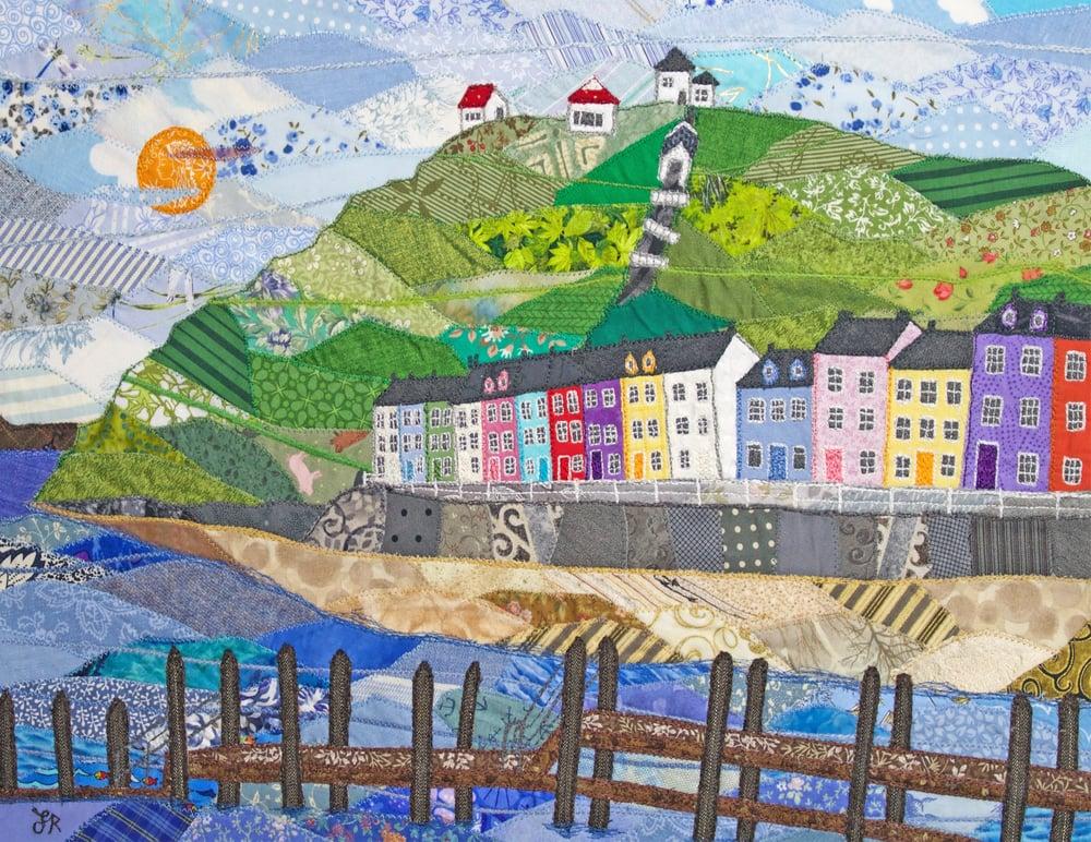 Image of Aberystwyth print