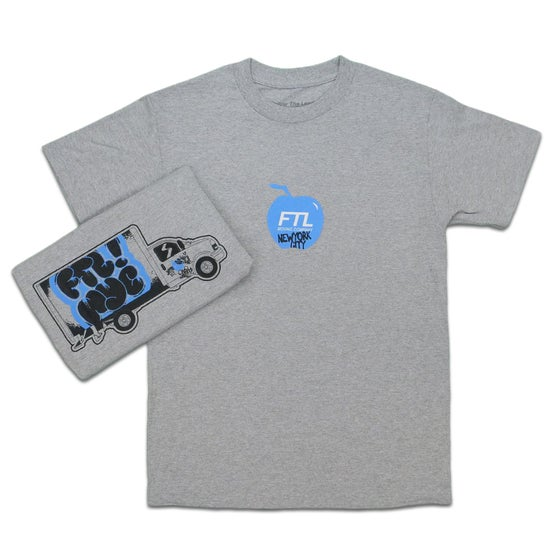 Image of FTL Moving Co Tee (Grey)