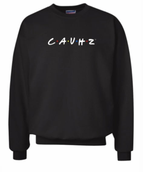 Cauhz™️ Friends Themed Crewneck Sweatshirt