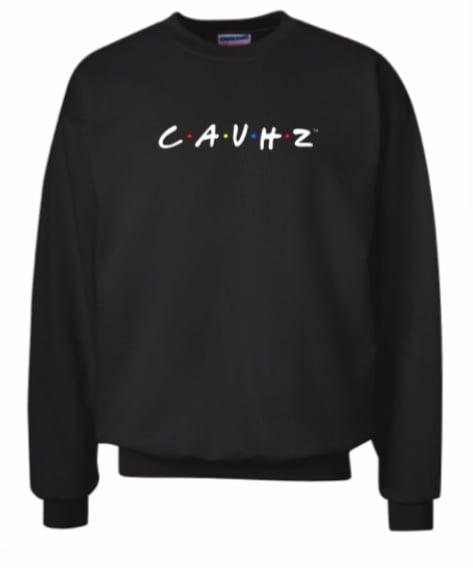 Image of Cauhz™️ Friends Themed Crewneck Sweatshirt