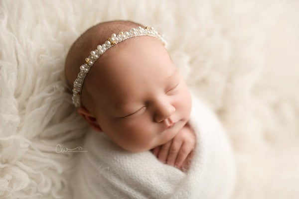 Image of Grace Pearl Headband
