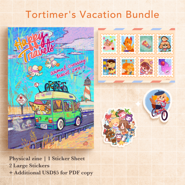 Image of Tortimer's Vacation Bundle