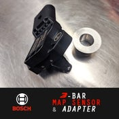 Image of BOSCH - 3BAR Map Sensor & Billet Adapter