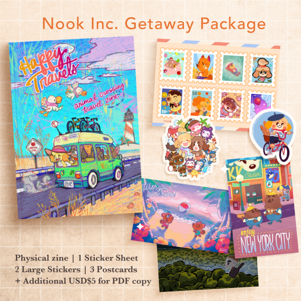 Image of Nook Inc. Getaway Package