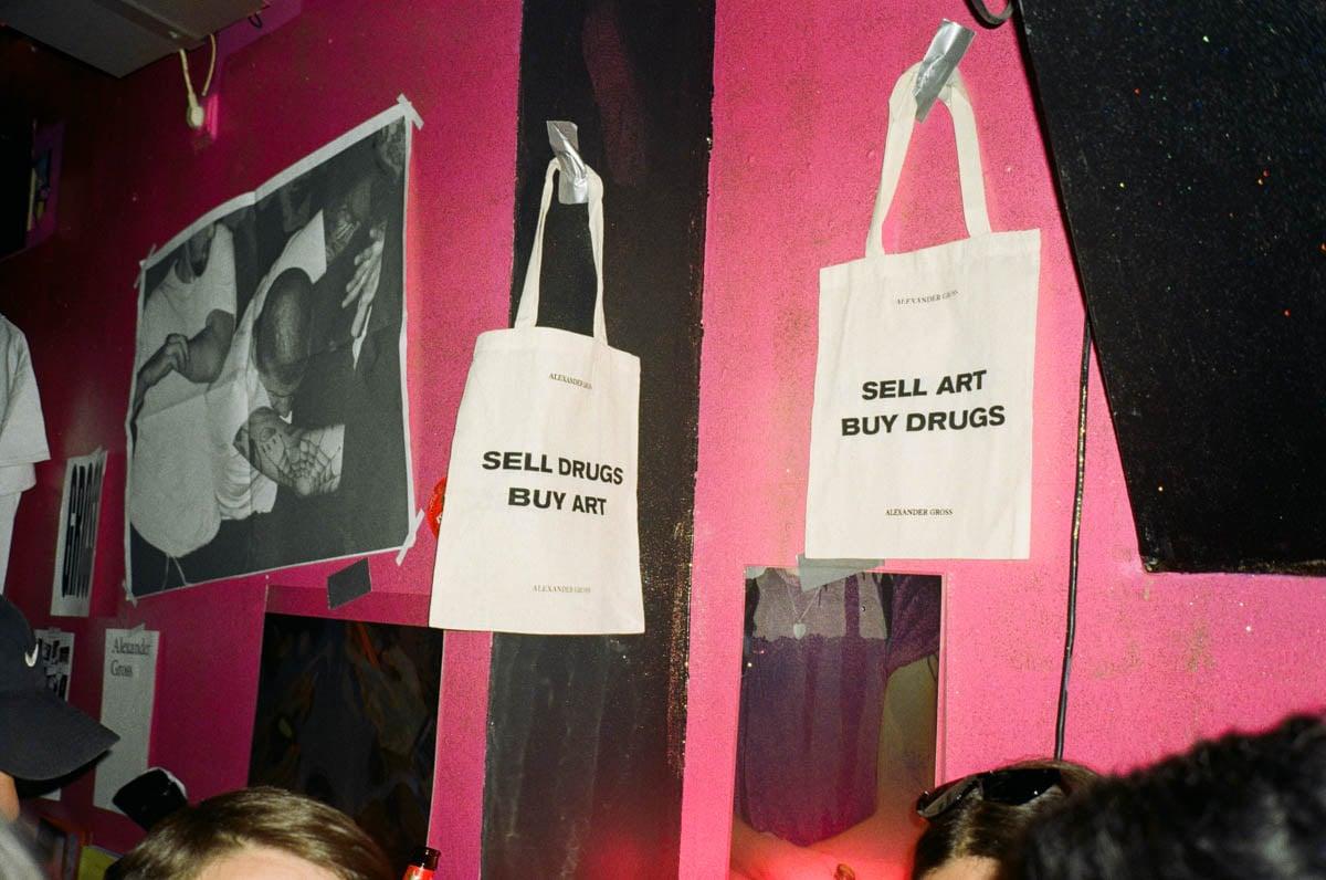 Image of ART DEALER TOTE BAG