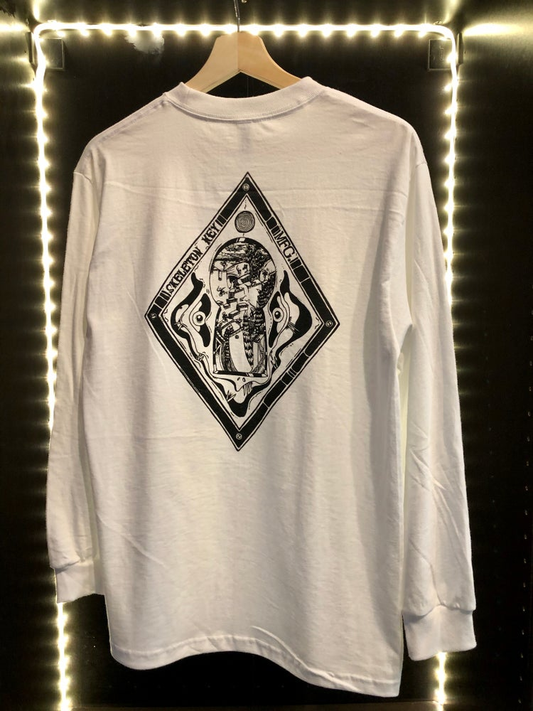 Image of KEY TO THE FUTURE-LONG SLEEVE