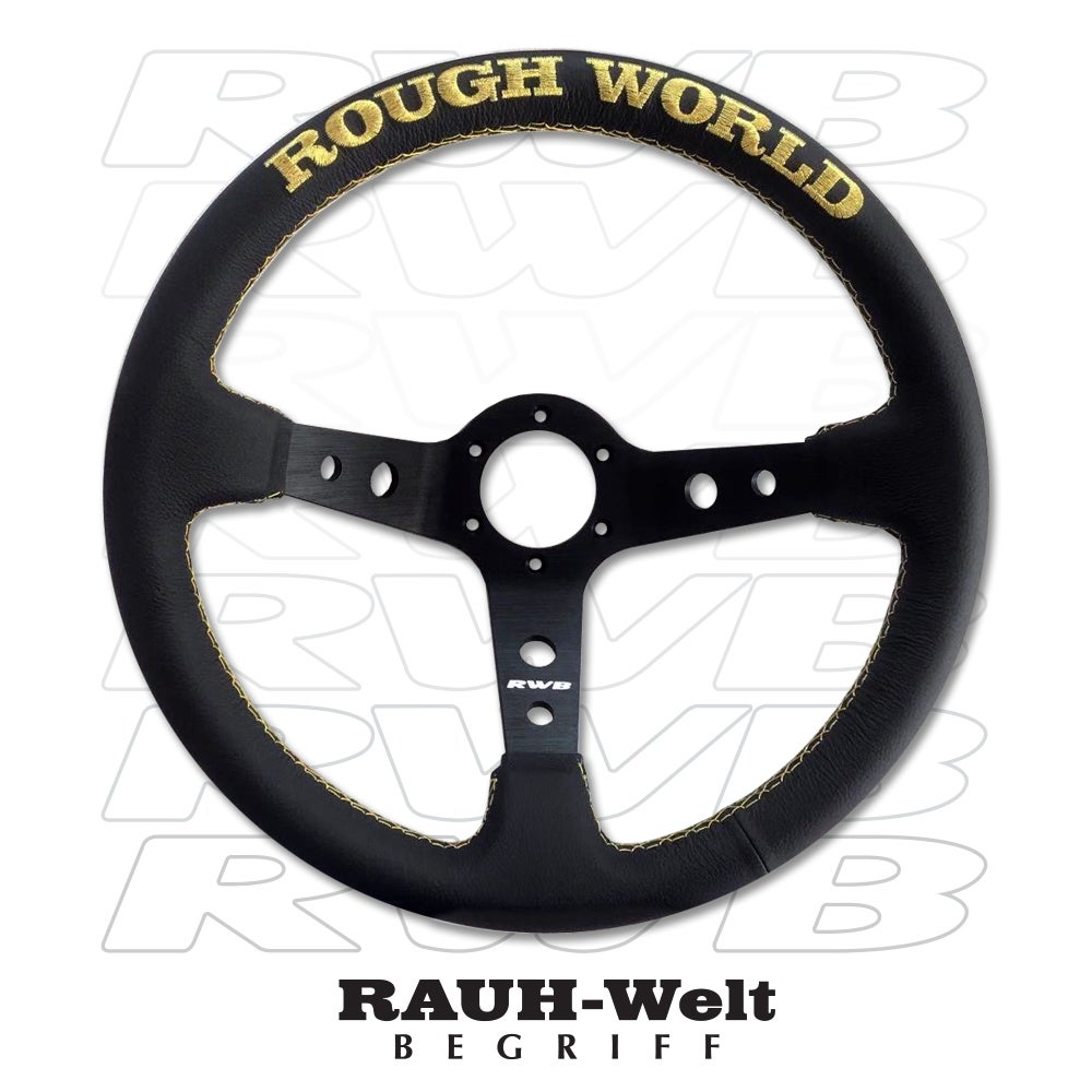 Image of RWB Steering Wheel V3