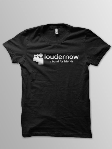 Image of LOUDERNOW Myspace Shirt