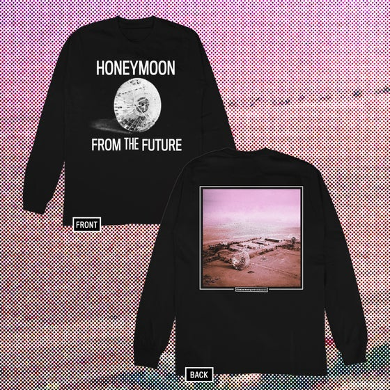 Image of Honeymoon - From The Future Shirt
