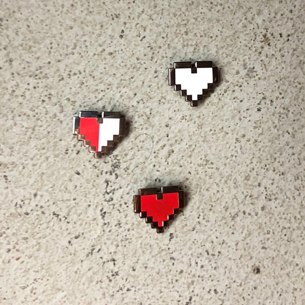 Image of 8bit Heart