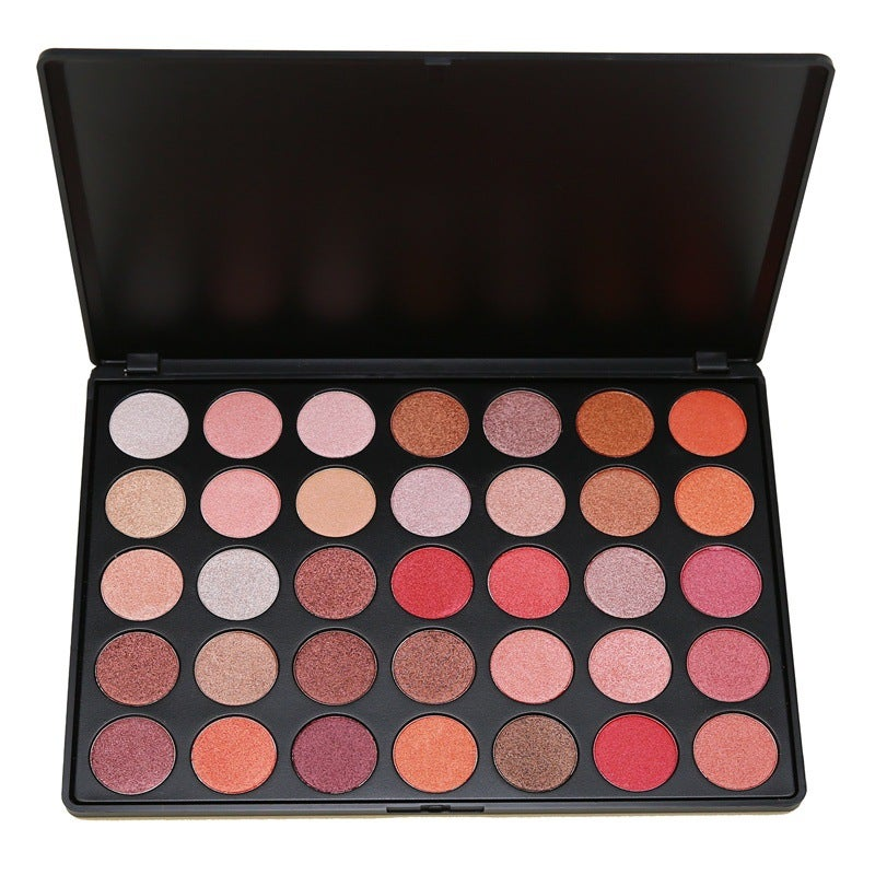 Image of Natural Eyeshadow Palette