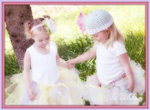 Image of Knitted Waist Tutus